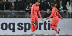 Paris Saint-Germain loopt verder uit op Olympique Marseille