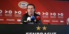 Eerste PSV-basis van Faber: Bergwijn krijgt rust, Pereiro speelt