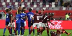 Flamengo moeizaam eerste finalist van WK voor clubteams