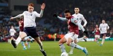 Piepjong Liverpool kansloos in League Cup tegen Aston Villa