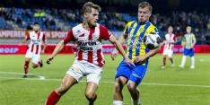 RKC laat Van der Sluys gaan, TOP Oss slaat tweemaal toe