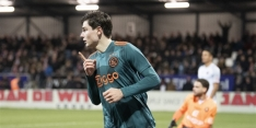 De Telegraaf: Ajax werkt niet mee aan verhuur Ekkelenkamp