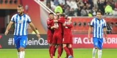 Liverpool op het tandvlees naar finale van WK voor clubs