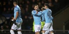 Manchester City en Manchester United door in League Cup