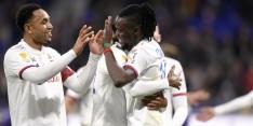 Tete aanvoerder van Olympique Lyon, geen PSG-debuut Bakker