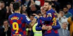 FC Barcelona en Messi sluiten 2019 goed af tegen Alavés