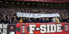"""Blind dankbaar voor steun fans: """"Kan emotioneel worden"""""""