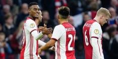 Ajax vindt nieuwe oefenpot na afzeggen Galatasaray