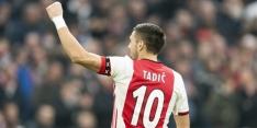 'Ajax wimpelt huurpoging van Barcelona voor Tadic direct af'