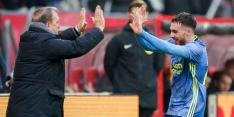 'Kökcü wél, Jørgensen niet fit genoeg voor treffen met FC Emmen'