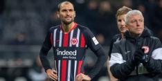 Eintracht Frankfurt kan ondanks goal Dost crisis niet bezweren