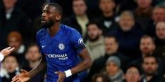 Tottenham vindt geen bewijs voor racisme jegens Rüdiger
