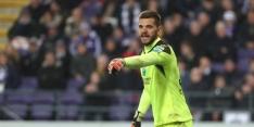 'Anderlecht wil succeskeeper Van Crombrugge belonen'