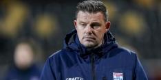 Stegeman mist training PEC Zwolle door preventieve quarantaine