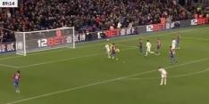 Video: Ayew maakt met heerlijke solo mooiste goal op Boxing Day