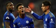 Drie Leicester-spelers in quarantaine vanwege corona