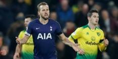 Spurs morst punten bij Norwich, discutabel afgekeurde goal Pukki