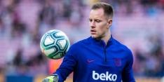 'Ter Stegen gaat contract bij FC Barcelona tóch verlengen'