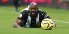 Blessuregolf teistert Newcastle: vier blessures in vijftig minuten