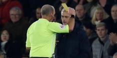 Mourinho spiekt op briefje Southampton en krijgt geel