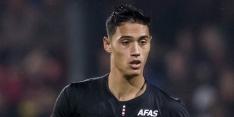 AZ stalt Reijnders rest van het seizoen bij RKC Waalwijk