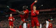 Liverpool na zege op Sheffield jaar ongeslagen in Premier League