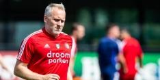 Fysiektrainer Feyenoord volgt Van Bronckhorst naar China