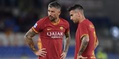 AS Roma verzuimt aan te haken bij top van Serie A