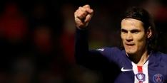 PSG bevestigt zomers vertrek Cavani en Thiago Silva