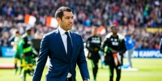 """Van Bronckhorst: """"Afbreken van seizoen is zonde voor Feyenoord"""""""
