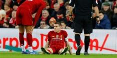 """Liverpool vreest voor nieuw blessuregeval: """"Het is serieus"""""""