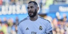 Real Madrid mist ook Benzema en Bale in Saoedi-Arabië