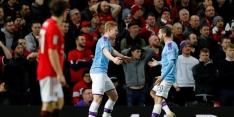 Superieur Manchester City toont zich genadig voor zwak United