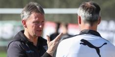 """Wormuth laakt voetballerij: """"Niets veranderd door de coronacrisis"""""""