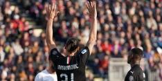 """Zlatan belooft meer na goal: """"In San Siro zal ik als god juichen"""""""