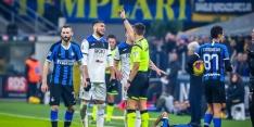 Gosens schenkt Atalanta een punt in boeiende topper tegen Inter