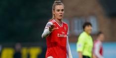 Roord op schot bij Arsenal: twee hattricks na twee wedstrijden