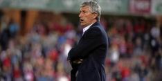 """Setien start moeizaam bij Barça: """"Liever ook anders gezien"""""""