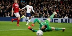 Tottenham en Newcastle overleven replay's in FA Cup