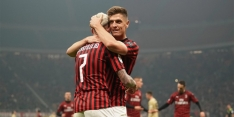 Rebic met late goal het goudhaantje voor AC Milan