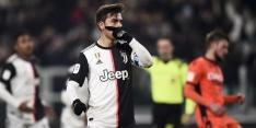 Argentijnen helpen Juventus aan ruime zege bij terugkeer De Ligt