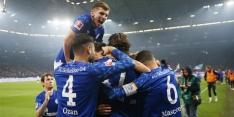 Schalke start 2020 met zege tegen Borussia Mönchengladbach