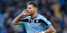 """Immobile en Stam trots op Lazio: """"Heeft indruk op me gemaakt"""""""