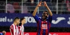 Atlético onderuit bij Eibar, Lyon bekert door in Frankrijk