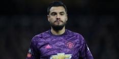 United gaat niet door met Van Gaal-aanwinsten Romero en Rojo
