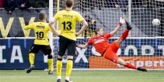 VVV-Venlo had strafschop tegen PSV opnieuw moeten nemen