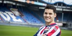 Willem II met aanwinst Saglam naar bekerwedstrijd in Heerenveen