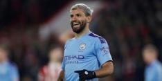 Manchester City dankt Agüero, Aké wint van Pröpper