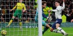 Leicester en Tottenham winnen weer eens in Premier League