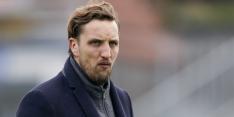 Spakenburg raakt twee dagen na duel met Ajax assistent kwijt